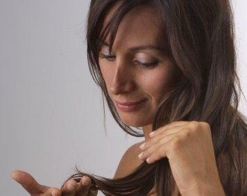 Caida cabello mujer