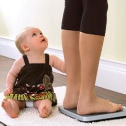 adelgazar despues de dar a luz