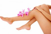 Eliminar estrias en las piernas